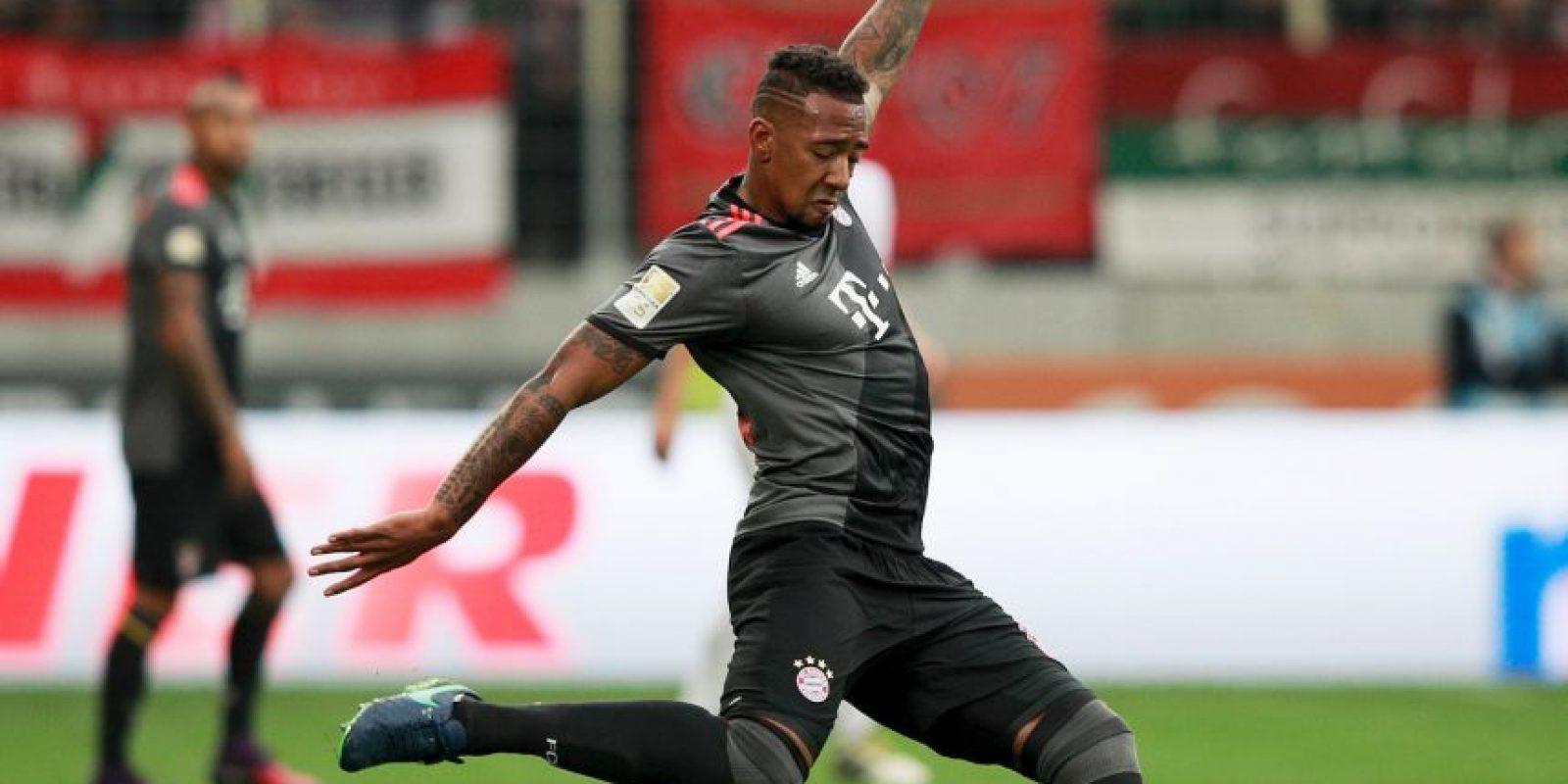 Jerome Boateng (Bayern Munich) Foto:Getty Images