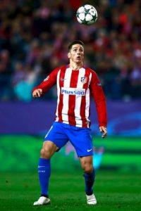 Fernando Torres. Después de protagonizar una famosa sequía goleadora con el Chelsea, es uno de los hombres fuerte del Atlético de Madrid Foto:Getty Images