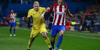 Filipe Luis (Atlético de Madrid) Foto:Getty Images