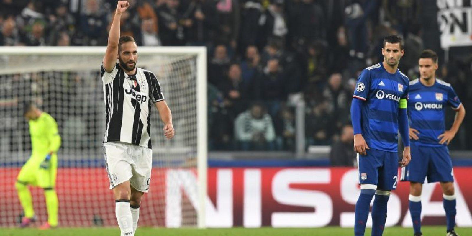 Gonzalo Higuaín (Juventus) Foto:Getty Images