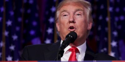 Alicia Machado y otros famosos reaccionan ante la victoria de Donald Trump