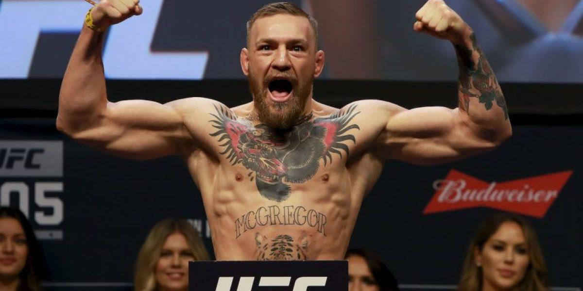 Conor McGregor cortó de una foto a fan y fue trolleado de vuelta