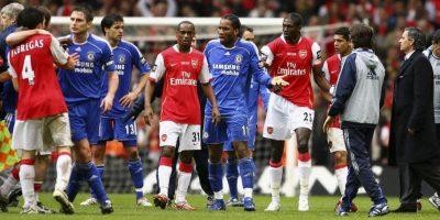Mourinho no dejó pasar su conferencia de prensa y le mandó un recado a Arsene Wenger