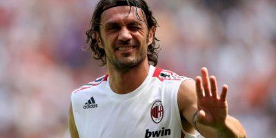 Paolo Maldini (defensa central) Foto:Getty Images