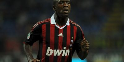 Clarence Seedorf (mediocampista) Foto:Getty Images