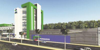Así será el primer hospital de RD con un hotel integrado