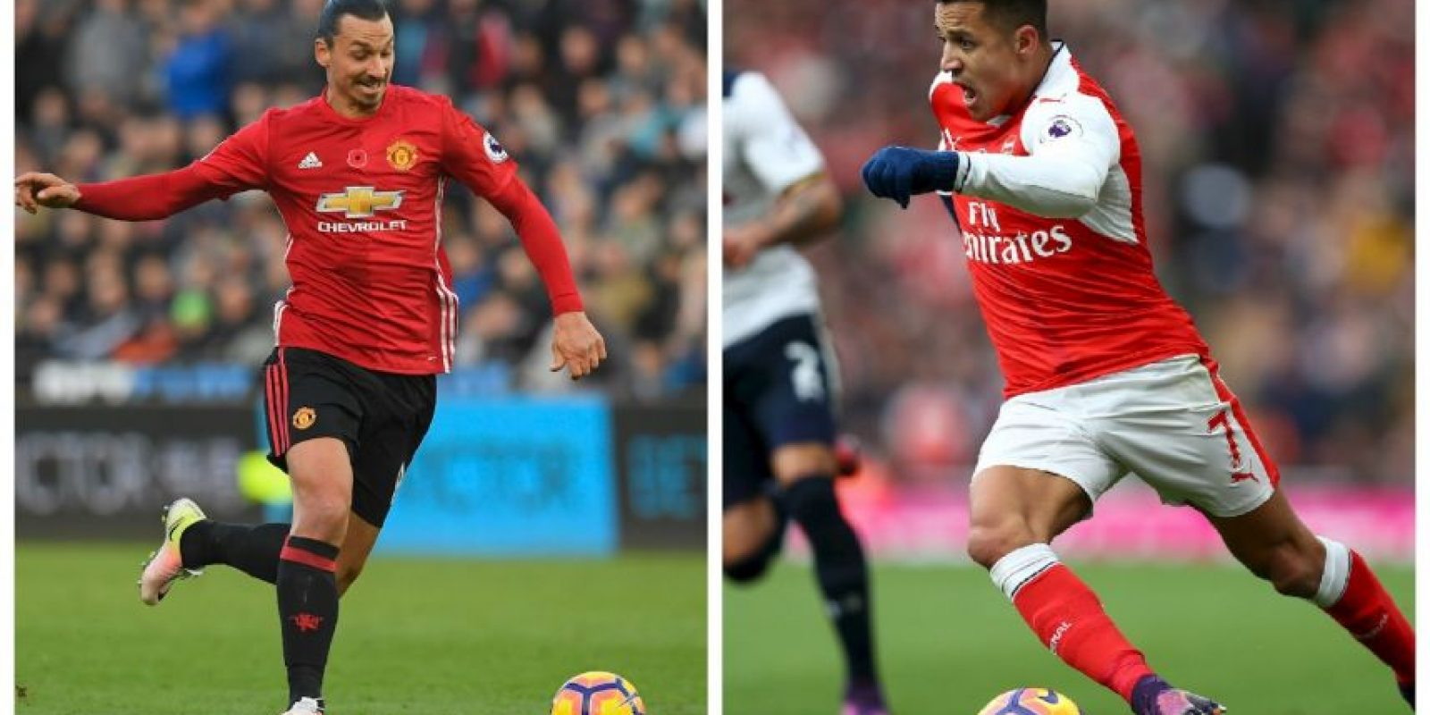Manchester United-Arsenal Foto:Getty Images