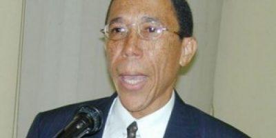 José Darío Suárez. Especialista en Derecho Constitucional y profesor universitario. Foto:Fuente externa