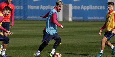 Lionel Messi usó avión del PSG para volver a Barcelona