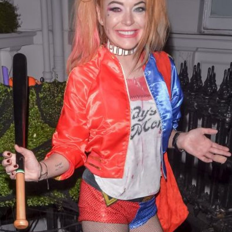 Lindsay Lohan Foto: Grosby Group
