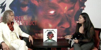 Compartió con nosotros algunos datos de su nuevo álbum Foto:Universal Music