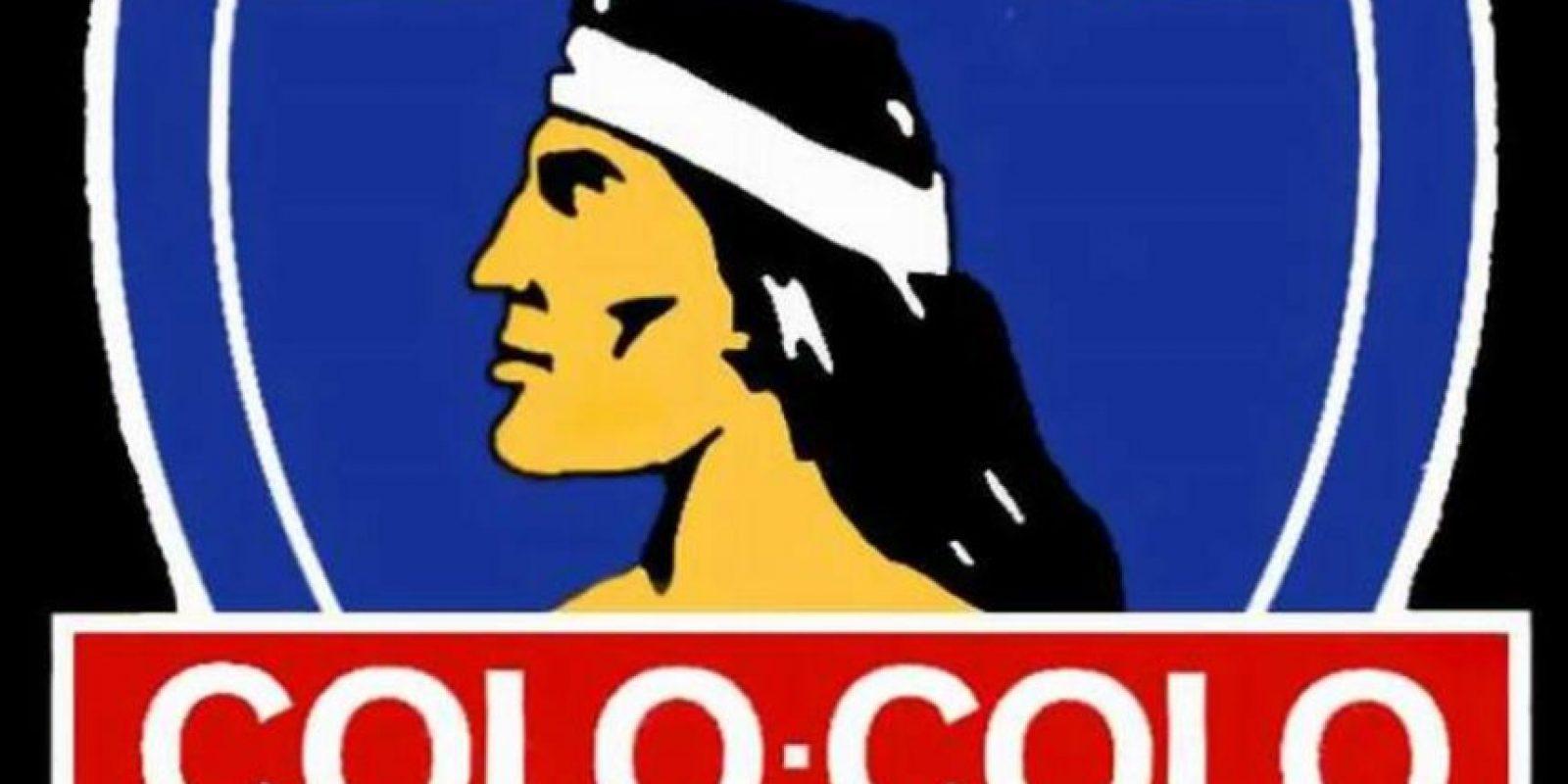 Colo Colo. 'Cacique'. El nombre del club está inspirado en Colo Colo, un cacique mapuche