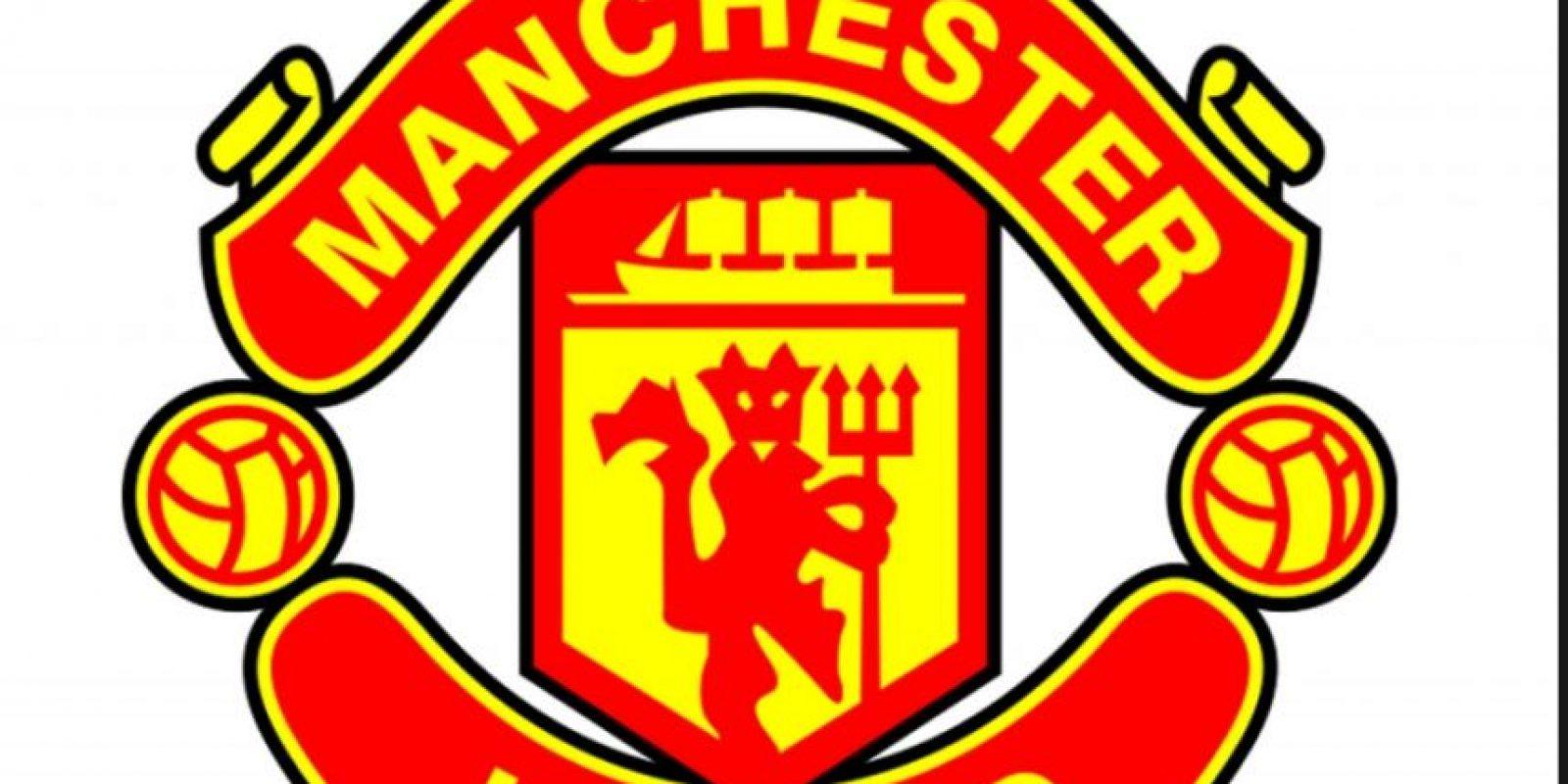 Manchester United. 'Red Devils': Durante la década de los años 70 Matt Busby pidió a la directiva incluir un diablo rojo en el escudo del club