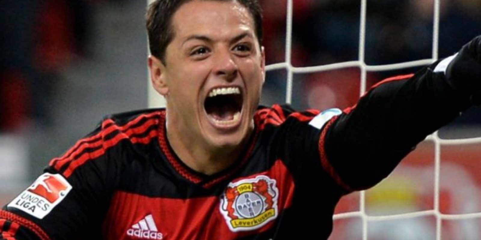 Javier Hernández – Pizza Foto:Getty Images