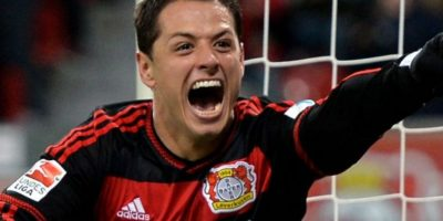 Javier Hernández – Pizza Foto: Getty Images