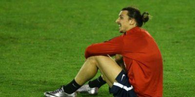 Zlatan Ibrahimovic – Pizza Foto:Getty Images