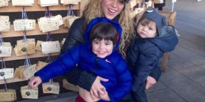 Shakira habla de la enfermedad de su hijo Sasha