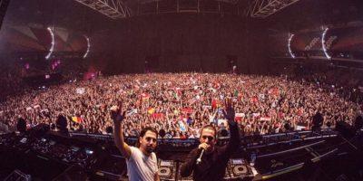Dimitri Vegas y Like Mike; los DJs que llevaron a Daddy Yankee al Tomorrowland