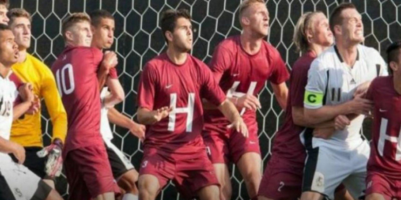 Futbolistas de la Universidad de Harvard enfrentam tremendo escándalo sexual Foto:Ivy League