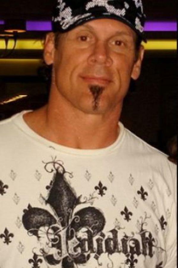 "Así se ve el ""Ícono"" sin maquillaje Foto:WWE"