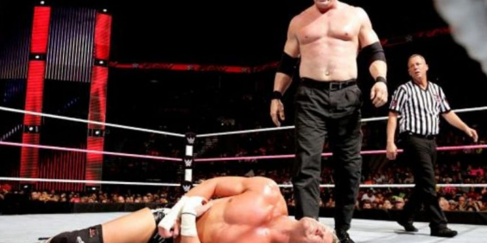 El Kane corporativo Foto:WWE