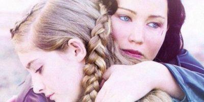 El increíble cambio de la hermanita de Katniss en Los Juegos del Hambre