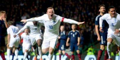 Inglaterra vs. Escocia. El Clásico británico es la rivalidad más añeja de la historia Foto:Getty Images