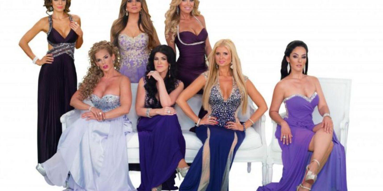 "Es como ""Desperate Housewives of Beverly Hills"". Foto:Estrella TV"