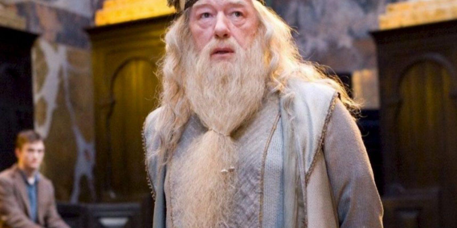 Muchos años antes de la aparición de Harry Potter Foto:Warner