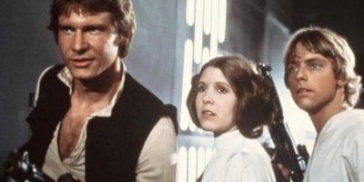 Star Wars: Carrie Fisher revela romance con Harrison Ford