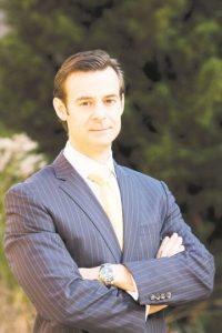Andrew Deutz. Director de relaciones gubernamentales internacionales en The Nature Conservancy