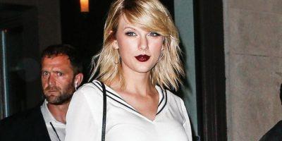 La cantante estadounidense Taylor Swift fue acosada en 2013. Y esta foto da a conocer el momento exacto. Foto:Grosby Group