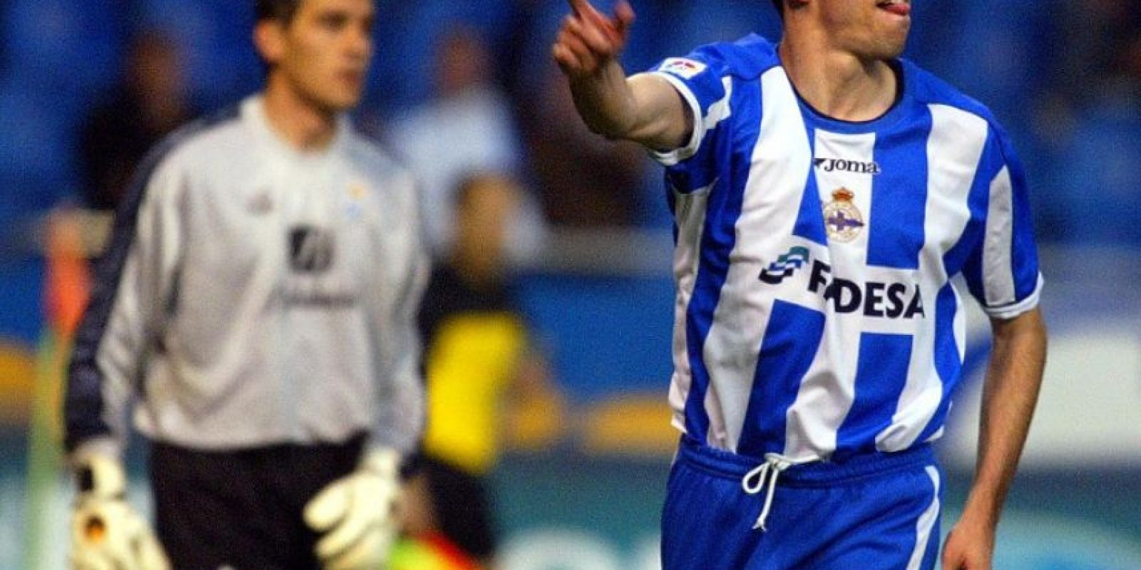 Roy Makaay – Deportivo La Coruña (2002/03) Foto:AFP