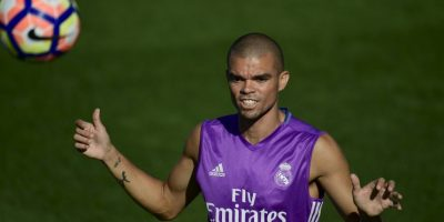 Pepe (Real Madrid) Foto: Getty Images