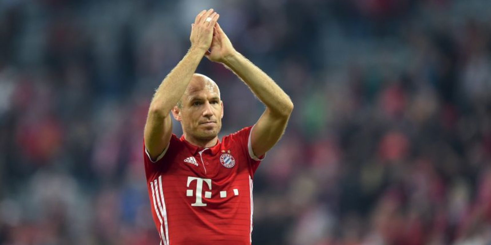 Arjen Robben (Bayern Munich) Foto: Getty Images
