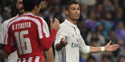 """Cristiano Ronaldo apesta"": Critican al luso por su ""egoísmo"" Foto:AFP"