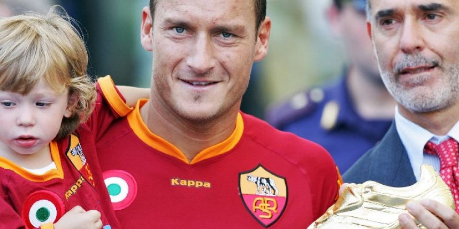 Francesco Totti – AS Roma (2006/07) Foto: AFP