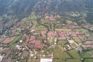 Vista del Valle de Constanza Foto:Fuente Externa