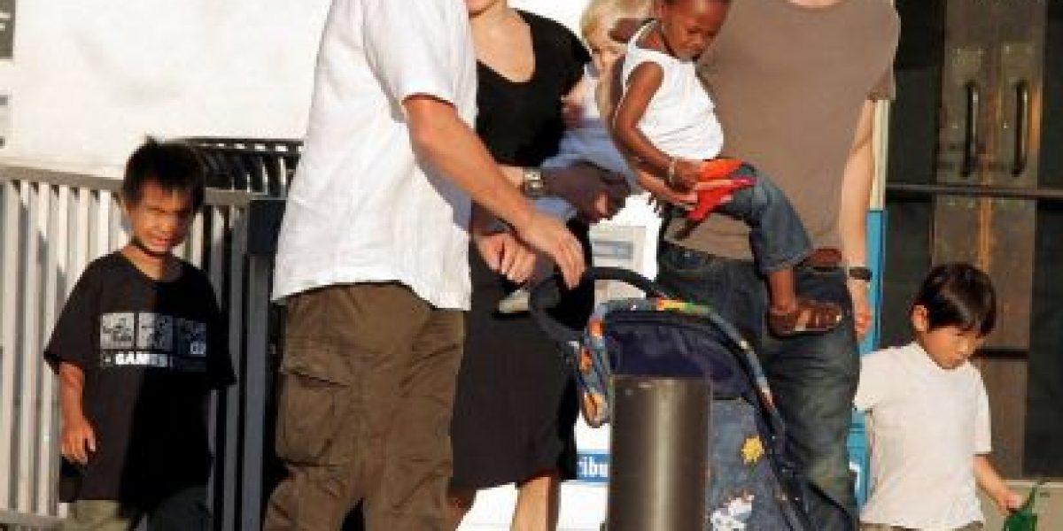 Guardaespaldas de Brad Pitt y Angelina Jolie cuenta sus peores temores