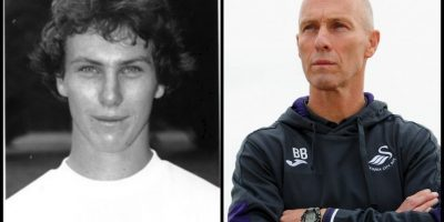 El recientemente contratado técnico del Swansea es el único que no tuvo carrera profesional y sólo jugó a nivel universitario en Estados Unidos Foto:Getty Images