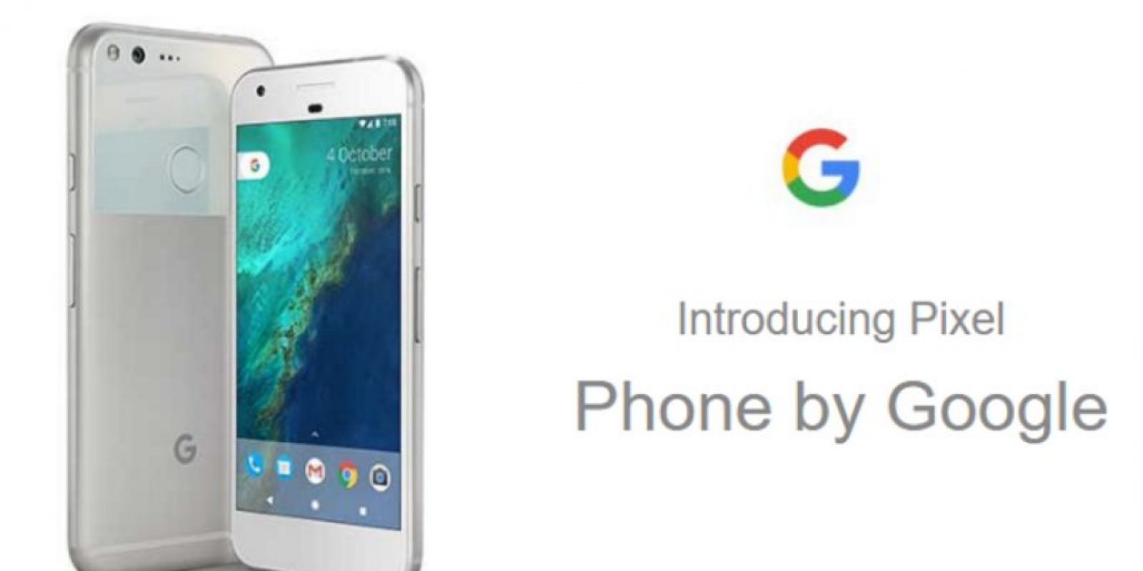 Publicidad de Google Pixel. Foto: Carphone Warehouse/Google