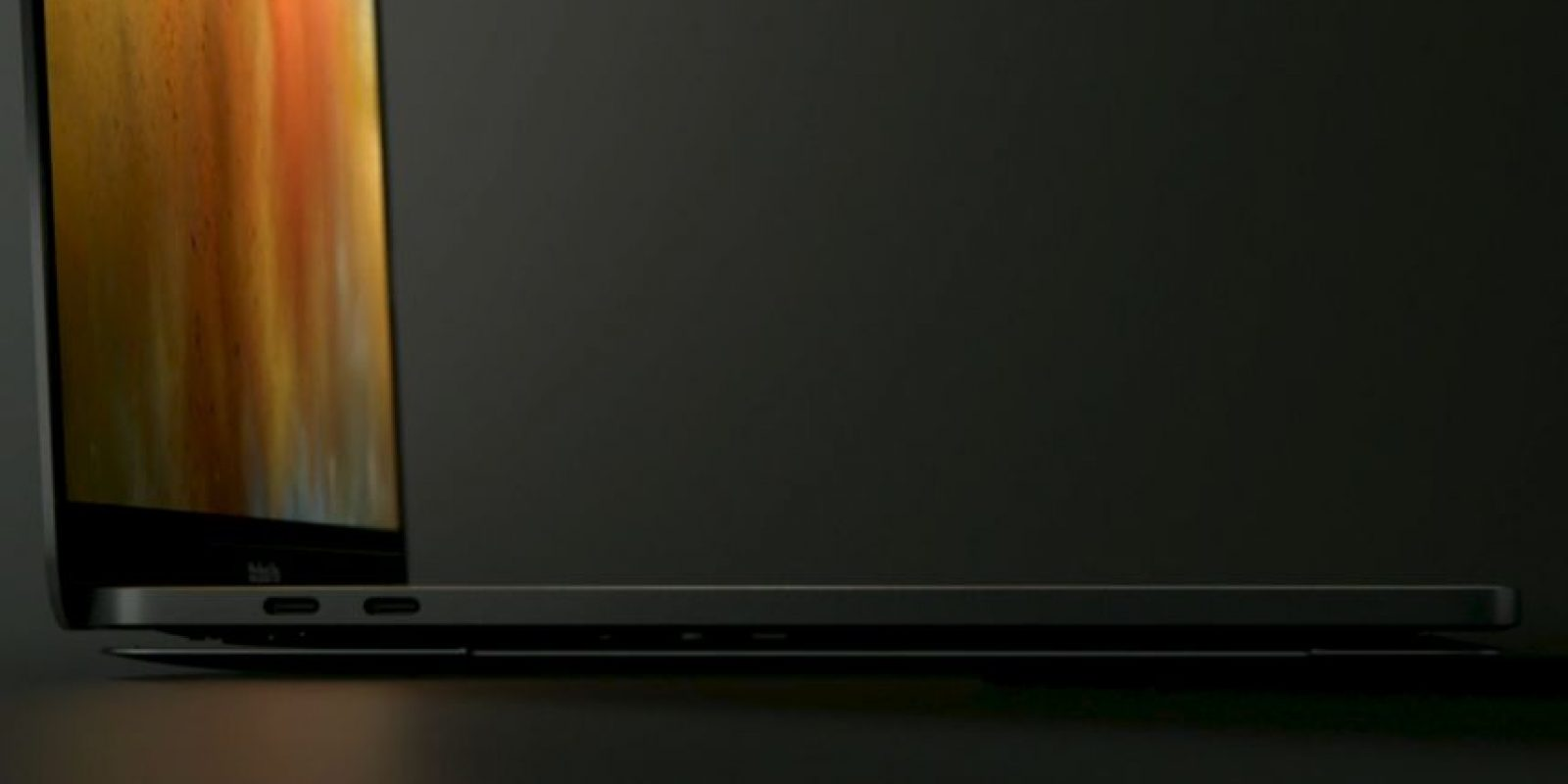 Apple presentó su nueva Macbook Foto: Apple