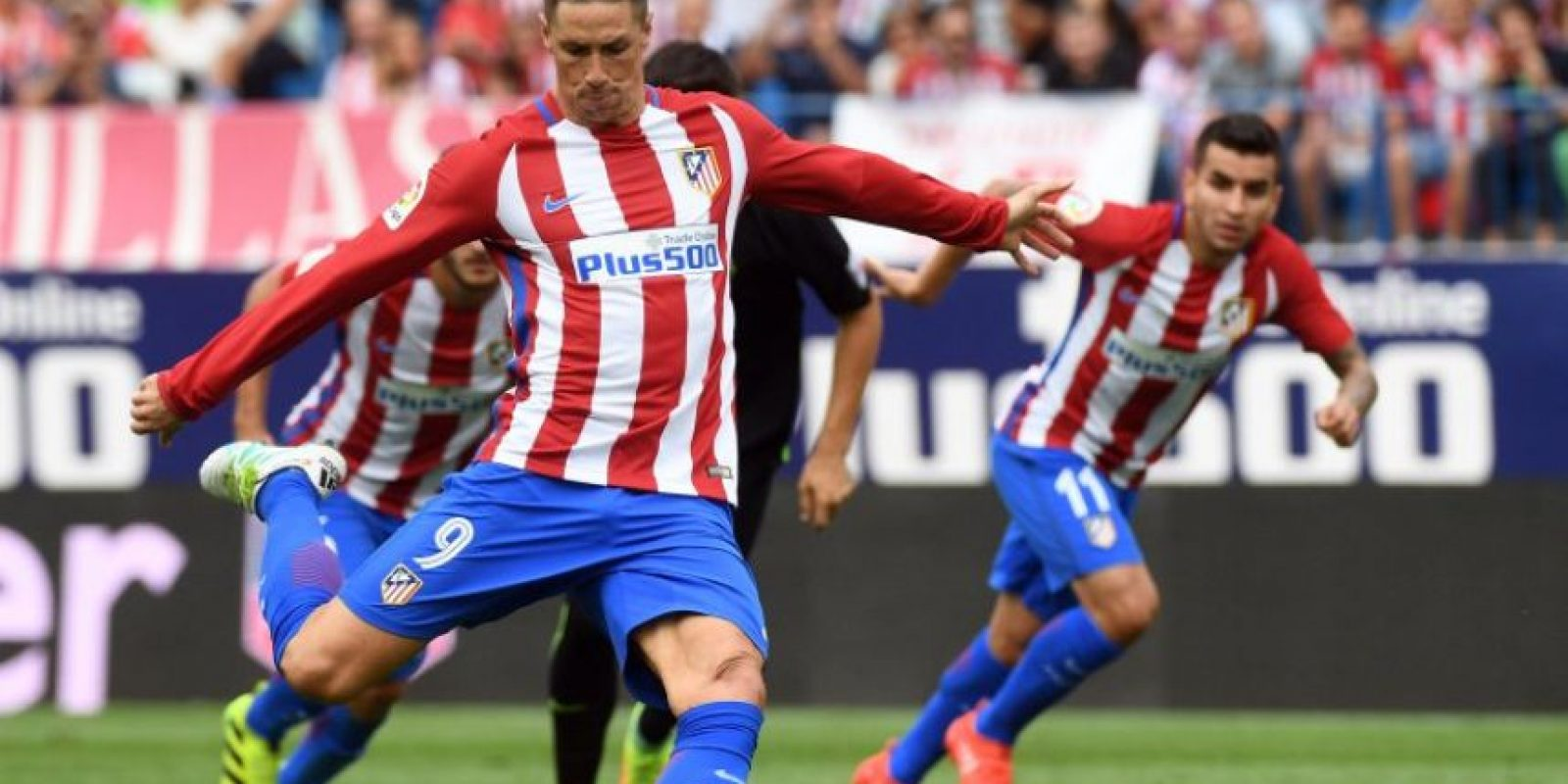 Fernando Torres (Atlético de Madrid) Foto: Getty Images