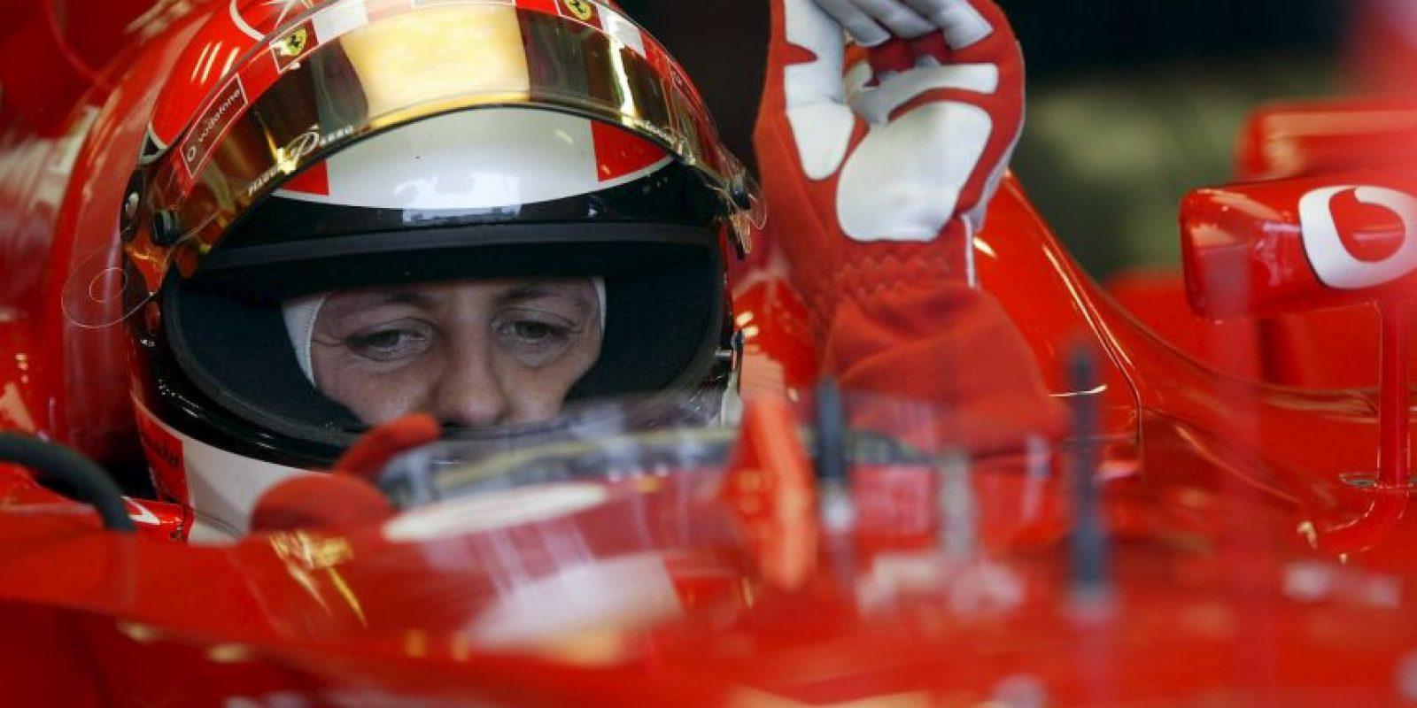Lewis Hamilton reveló la forma en que deben orinar los pilotos de la Fórmula 1 Foto:Getty Imahes