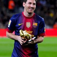 Lionel Messi – FC Barcelona (2011/12) Foto: Getty Images