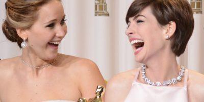 Ganó el Oscar en 2013 Foto:Getty Images