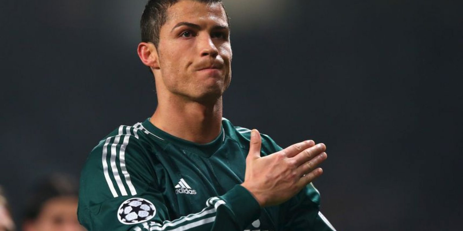 Cristiano Ronaldo en su vuelta a Old Trafford Foto:Getty Images