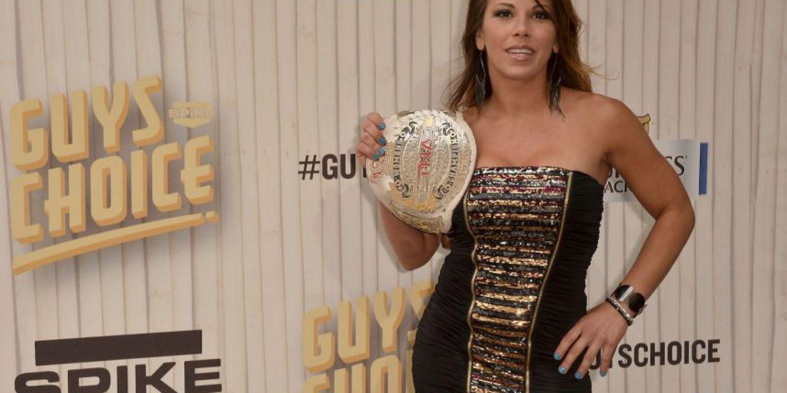 La diva vuelve a los cuadriláteros de WWE después de 6 años de ausencia Foto:Getty Images