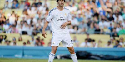 Kaká. Llegó al Madrid por 65 millones, pero nunca encontró su mejor nivel Foto:Getty Images