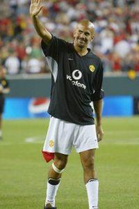 Juan Sebastián Verón. Llegó a Manchester United por 46 millones de euros Foto:Getty Images